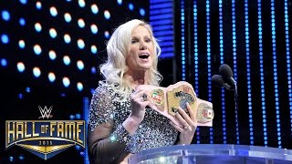2015 WWE Hall of Famer Alundra Blayze praises The Fabulous Moolah: March 28, 2015