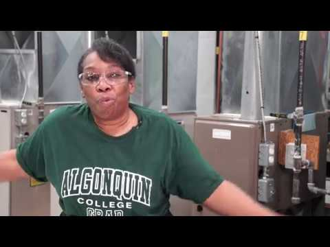 Joan Bailey - 50 years of Algonquin College stories