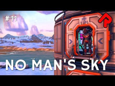 Hiring Aliens to Work Our Base! | NO MAN'S SKY NEXT gameplay #11 (PC)