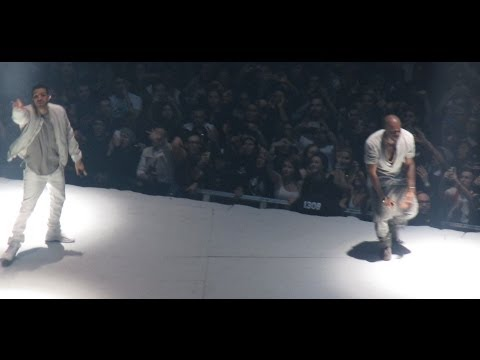 Drake Crashes Kanye West's Show in Toronto