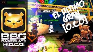 EL ULTIMO GRAN [O.C.O]!! (FELIZ AÑO NUEVO 2015) | Battle Bears Gold PC