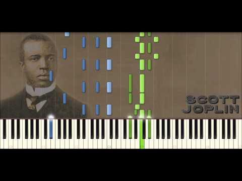 Scott Joplin Piano Rags: The Easy Winners | Ragtime #31 (Piano Tutorial)