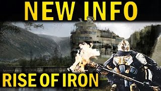 Destiny: Rise of Iron NEW INFO (Confirmation + Story Details!) | Destiny New Expansion 2016