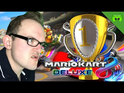 Der Blitz Cup 🎮 Mario Kart 8 Deluxe Grand Grand Prix #8