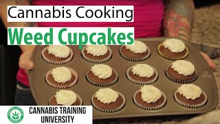 HOW TO MAKE WEED CUPCAKES! CANNABIS CUPCAKES! RECIPE!