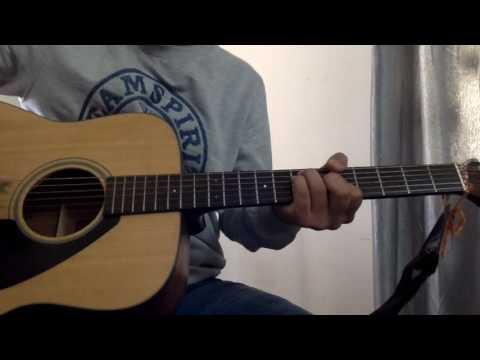Milne hai mujhse aayi full guitar lesson
