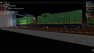ROBLOX RRR ALCO Tirant dans le hangar
