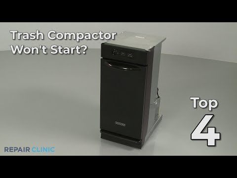 "Thumbnail for video ""Trash Compactor Won't Start? Trash Compactor Troubleshooting"""