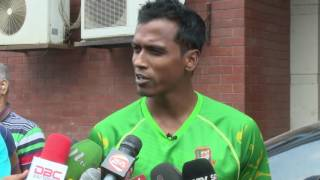 Rubel Hossain Talk About Courtney Walsh