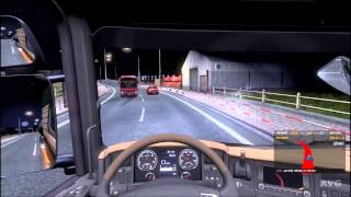 Euro Truck Simulator 2 - Going East! -  Banská Bystrica to Košice Gameplay [HD]