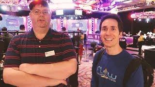 1 500 WSOP 5k Early Reg Phil Laak VLOG