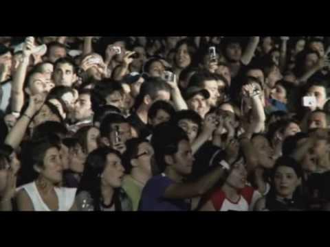 Via le mani dagli occhi - Negramaro - Live San Siro 2008
