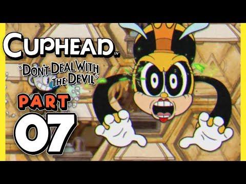 Cuphead - Part 7 (Co-op)
