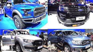 TOP 6 2016, 2017 FORD SUVs: F150 Raptor, Explorer,  Ranger, Edge, Everest, Kuga, Best Ford SUVs
