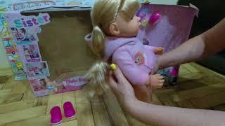 Кукла функциональная старшая сестра Беби Борн Baby Born