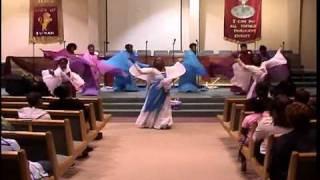 4ever Praise Ruach Dancers: AGNUS DEI