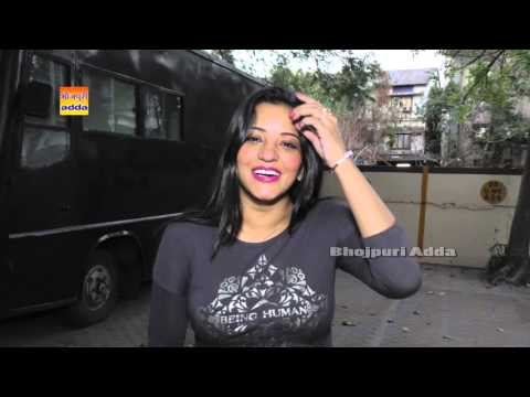Monalisa Bhojpuri Super Actress - HOLI Special Interview & Son Of Bihar !!!