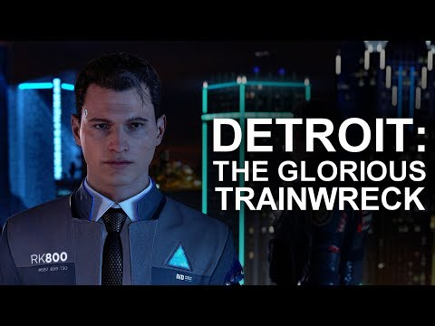 Detroit Become Human is Amazing, for the Wrong Reasons