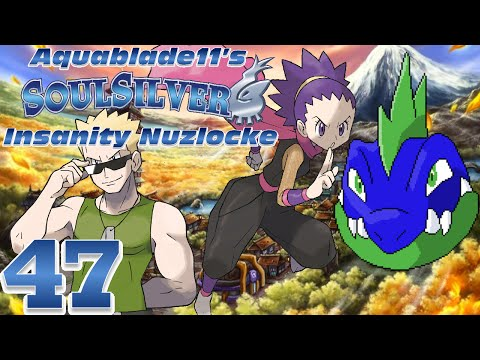 Pokémon Soul Silver: Insanity Nuzlocke: Ep. 47: The Ninja and The Soldier