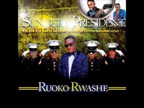 Albert Sungura President Gatsi and Orchestra Mavambo azvo  Latest album Ruoko Rwashe  Ruchiva