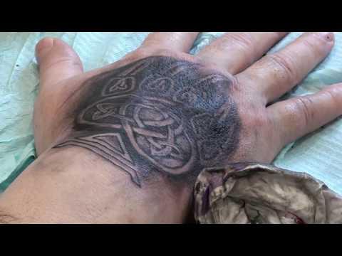 Тату Печать Велеса .Tattoo Print of Veles