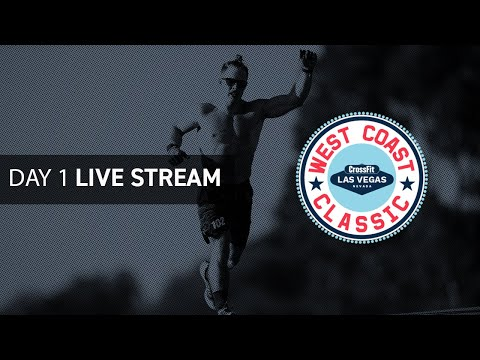 Watch West Coast Classic Day 1—CrossFit Semifinals