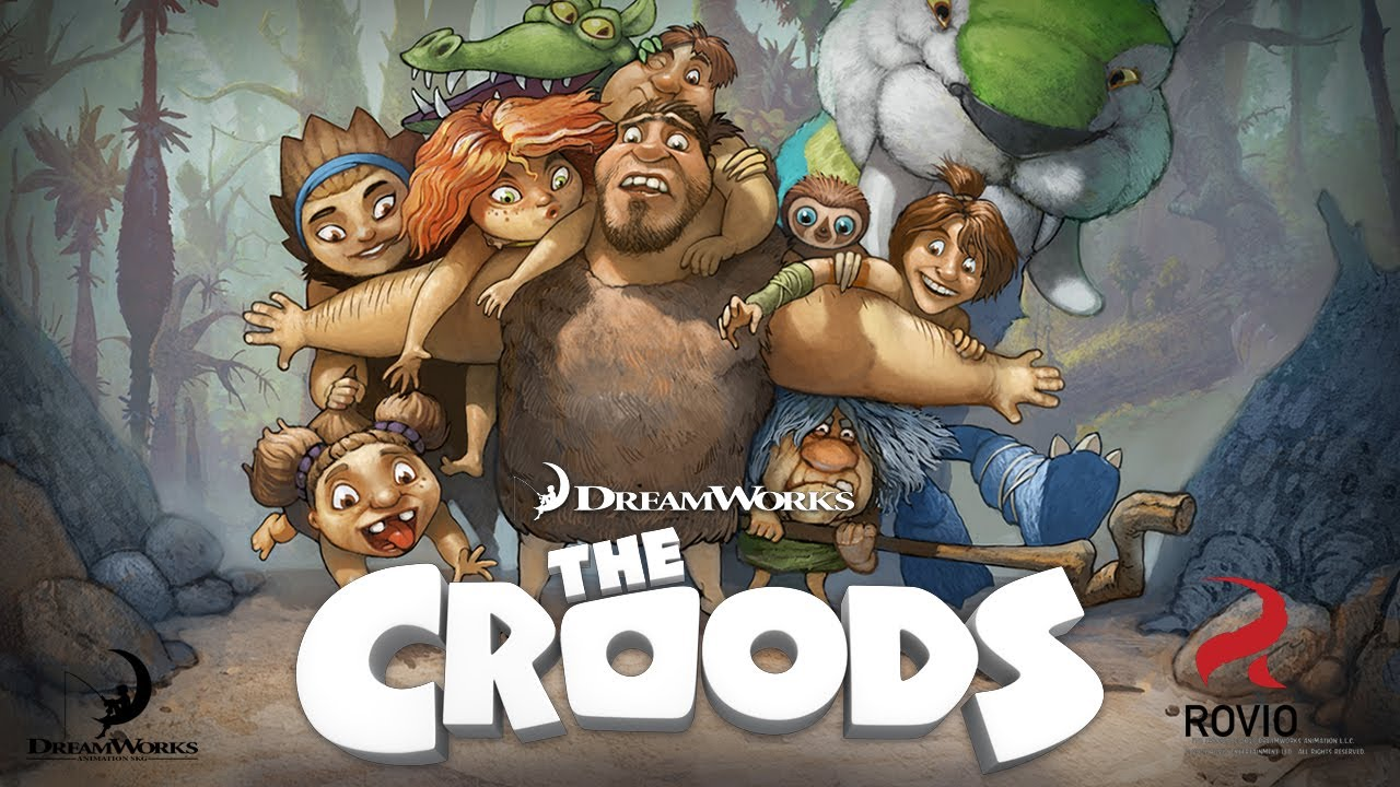 1f9c4f4c36ecfd The Croods - Universal - HD Gameplay Trailer - YouTube