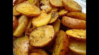 Запеченый картофель на праздничный стол.