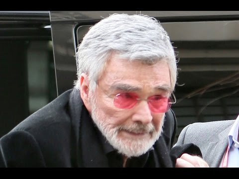 Is Gravely Ill Burt Reynolds Making His FINAL Appearance?