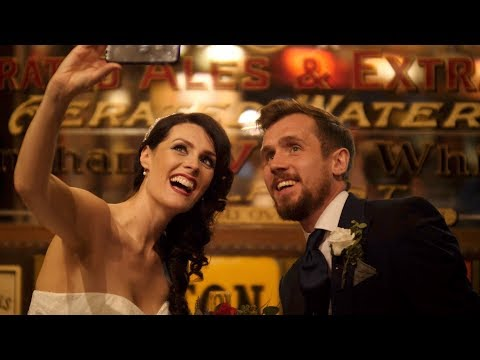 Suzi & Mike - Belfast Europa & Deanes At Queens - E&L Wedding Video
