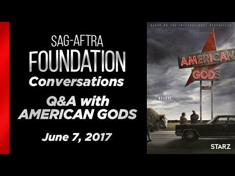 Conversations with AMERICAN GODS