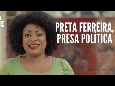 Preta Ferreira, presa política