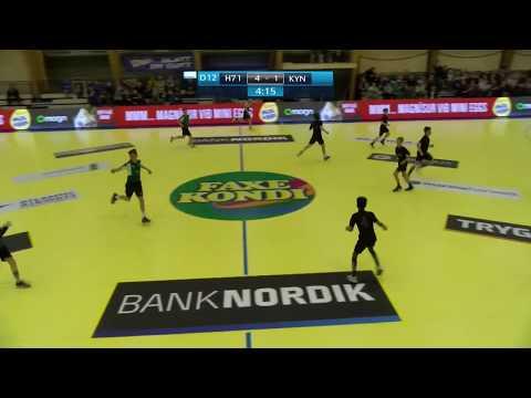Faxe Kondi ungdómsfinalurnar 2019: D12 H71 - Kyndil
