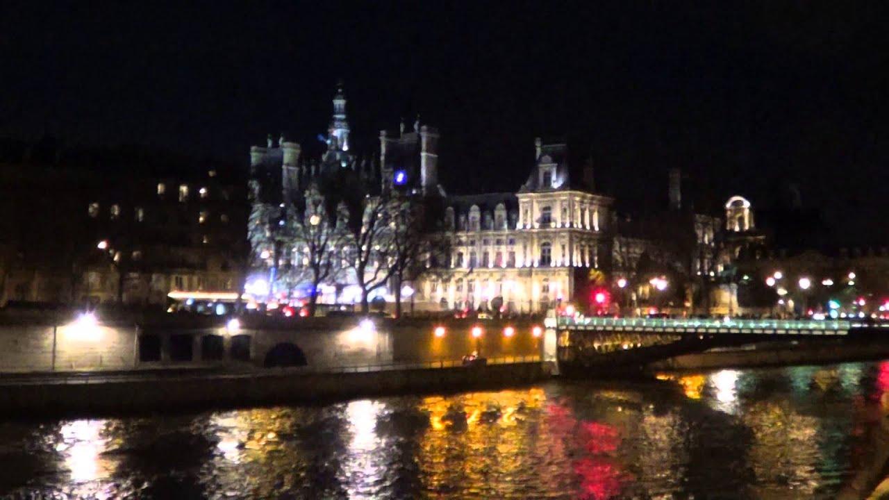 Vacanze di Natale a Parigi (Francia) - La Città più visitata al mondo - Paris France 2013 - YouTube