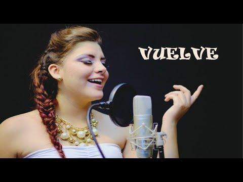 Vuelve (Amaya Hnos) - Letra oficial  VOZ:Joa Geraldine