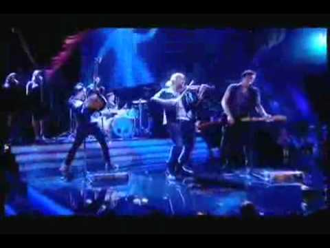 McFLY - 5 Colours / Live and Let Die Mash Up - Popstar to Operastar Performance (05.06.11)
