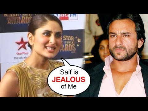 Kareena Kapoor's SHOCKING Comment On Personal Life With Saif Ali Khan In Public