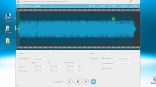 How to edit audio online free