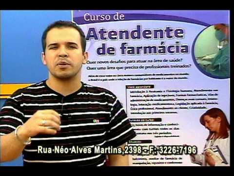 Vídeo Curso farmácia