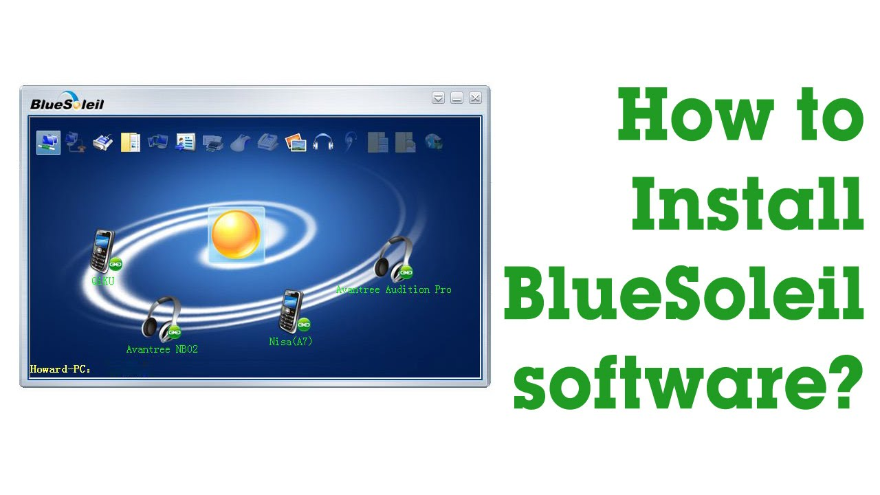 how to get bluesoleil for free