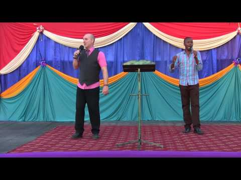 "5. Mombasa Crusade - ""Saved"" Mark Irvin/Bishop Josef Maweu"