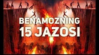 BENAMOZNING 15 TA JAZOSI