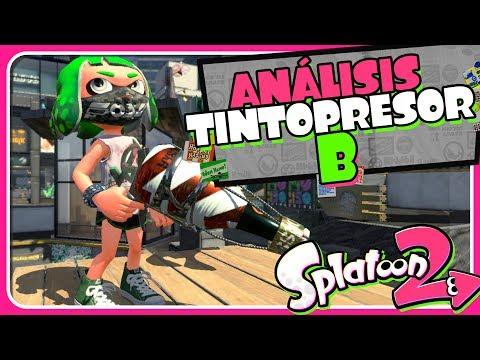 TINTOPRESOR B | FOIL SQUEEZER | ANÁLISIS Y COMBATES TERRITORIALES EN SPLATOON 2