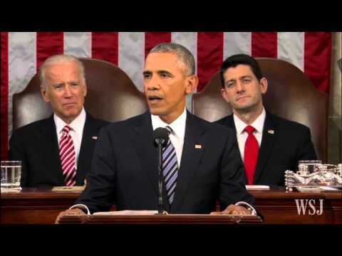 State of the Union: Obama Calls on Congress to Authorize War Against ISIS