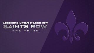10th Anniversary: Saints Row: The Third