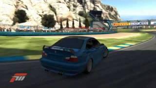 Forza 3 Drift Montage