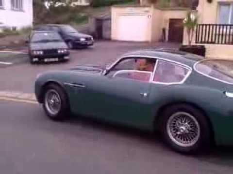 Aston Martin DB 4 GT Zagato, super rare 60's supercar