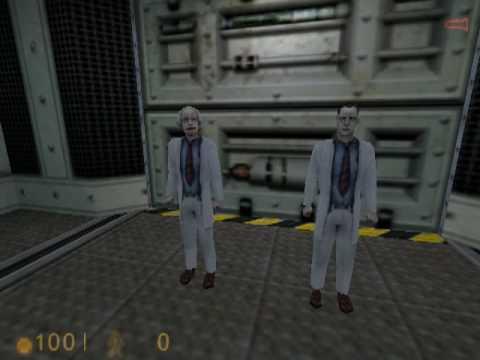 Hellfish & Producer - Non-Standard Procedure (Half-Life Music Video)