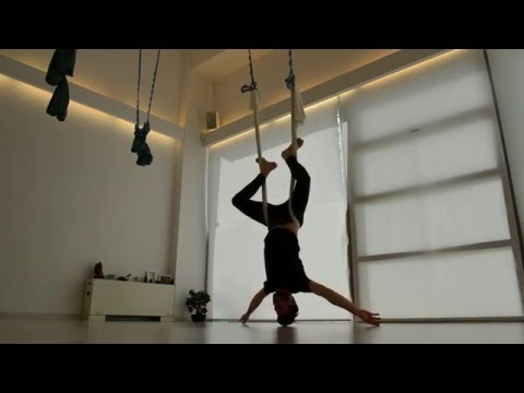 Aerial Yoga by Yiannis