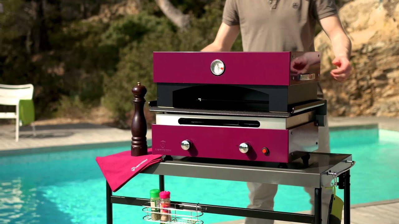 Four pizza pour plancha verycook youtube - Four a pizza pour particulier ...